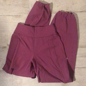 Lululemon high waist pants!